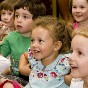 childrens entertainers in schools and preschools