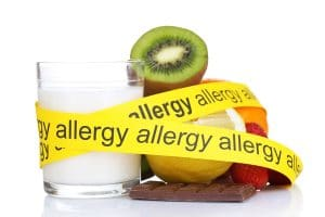 some food children may be allergic to