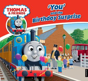Personalised childrens books for birthday presents