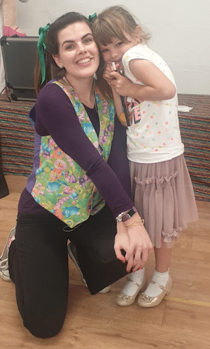 Doodle is a Children's Birthday Party Entertainer in Warrington