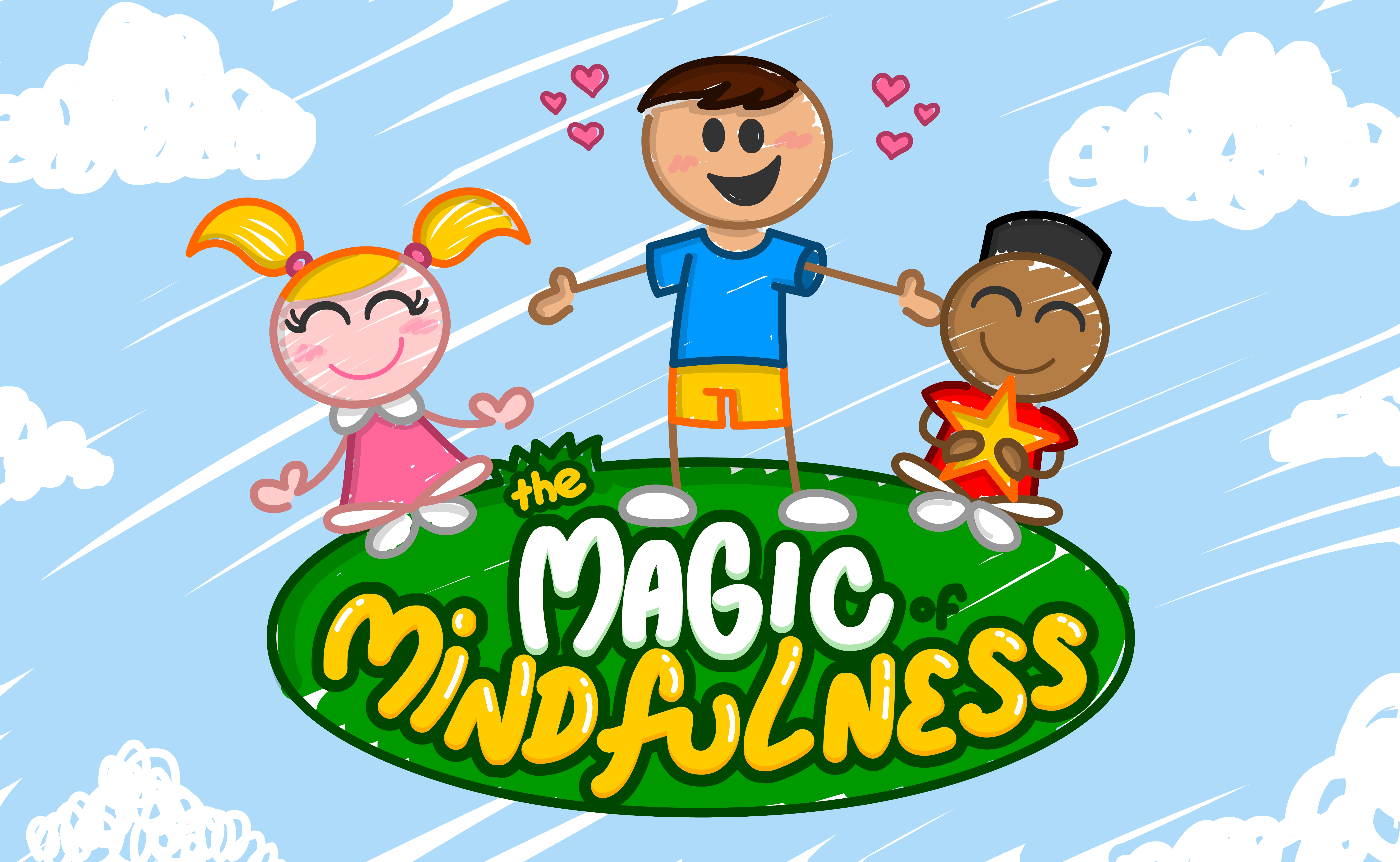 The Magic of Mindfulness - Mindfulness for Key Stage 1 Children