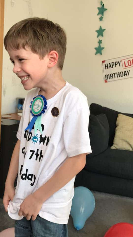 Virtual Zoom Birthday Party for Kids