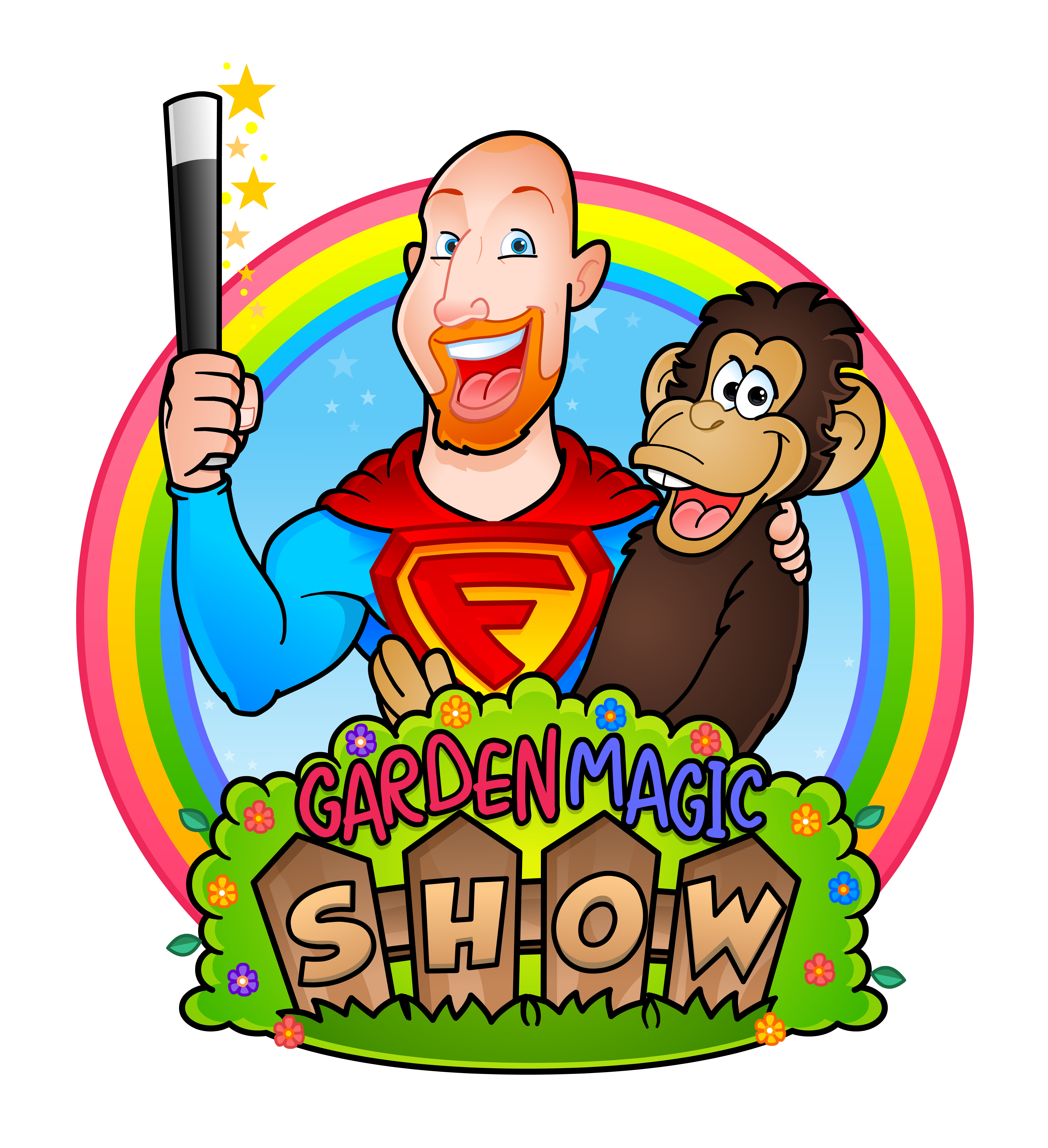 Any one of our entertainers will deliver a stress free magic show right to your door
