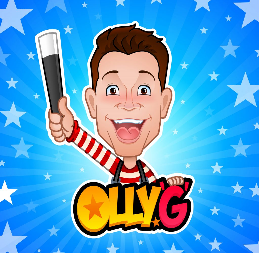 "Online Kids Entertainment from Olly ""G"""