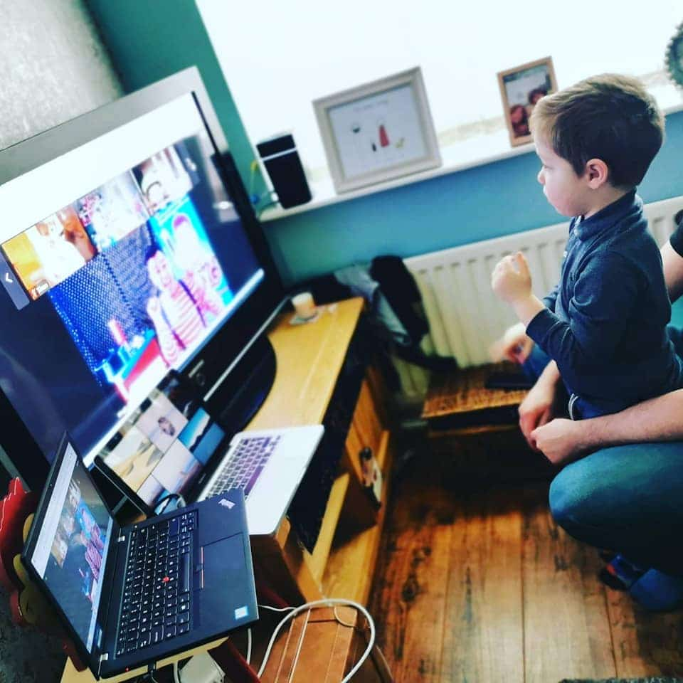 Online Children's Magician during COVID